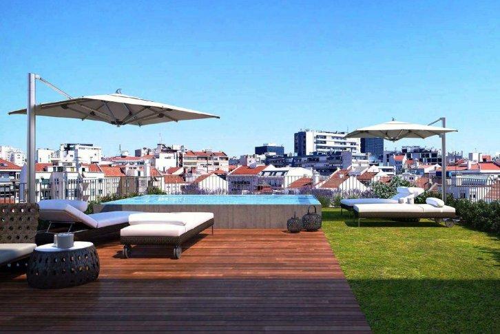 дуплекс в Лиссабоне