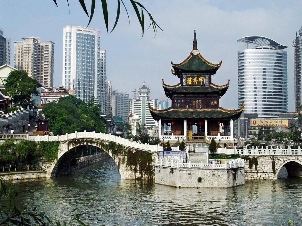 С паспортом Гренады можно посещать Китай и Сингапур без визы