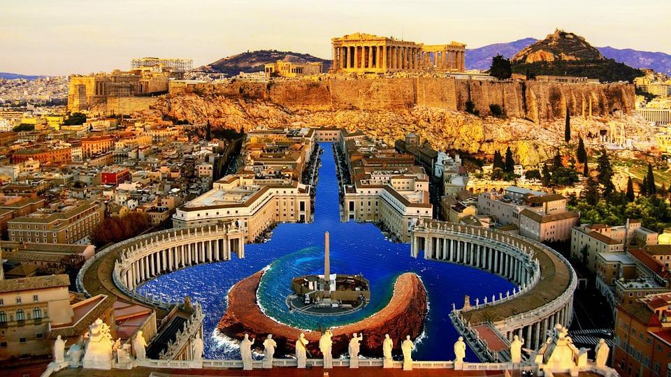 Афины и другие города Европы, которые лучше всего подходят для переезда из России
