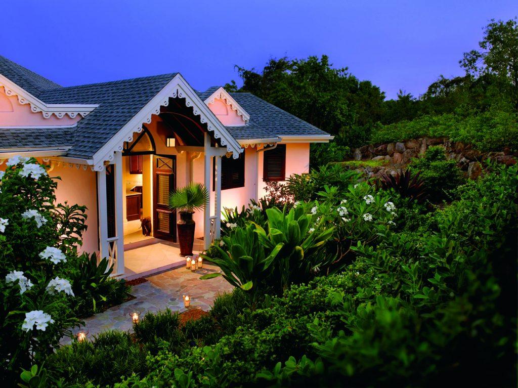 Вилла в Карибском бассейне — дома в Сент-Китс и Невис
