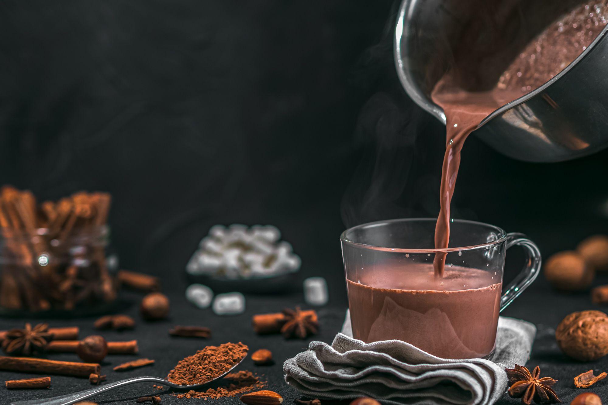 Кокосовый чай - напиток Гренады