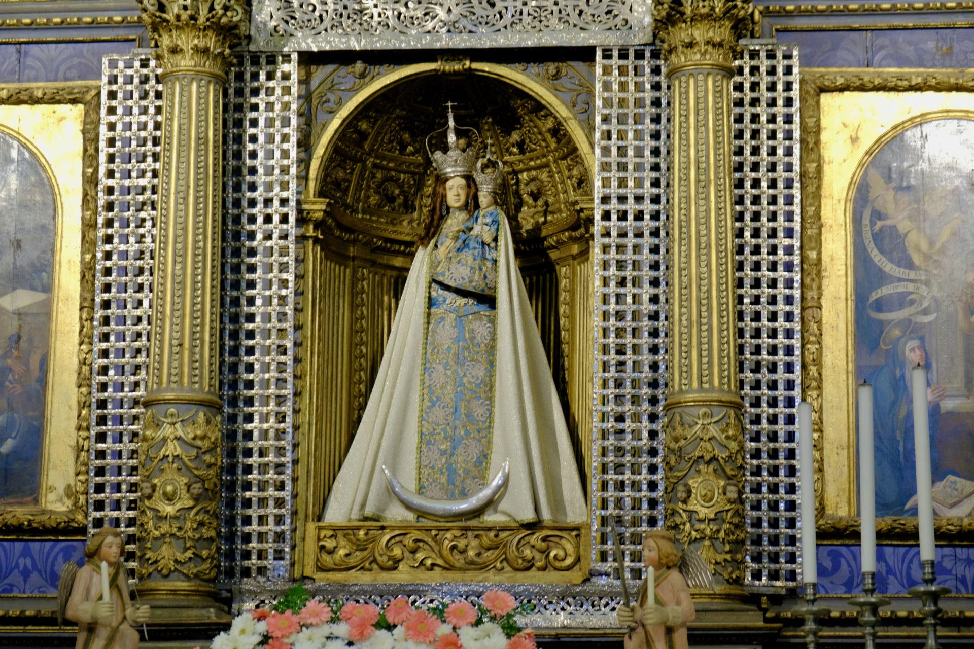 Дева Мария в Виле Висозе