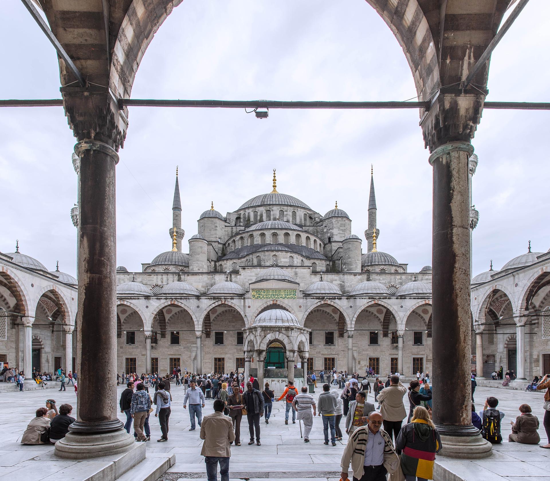 Площадь Стамбула – Турция