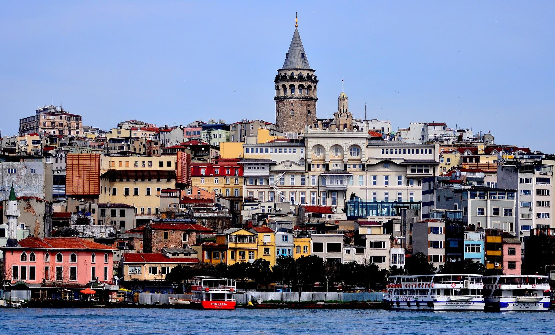 Стамбул – крупнейший город Турции