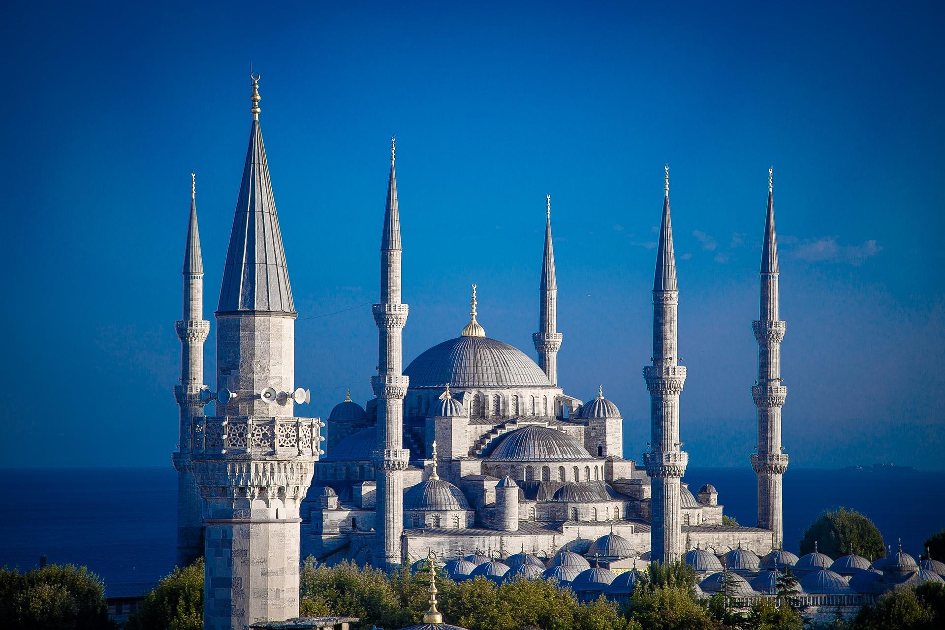 Захватывающие пейзажи Турции